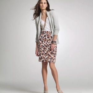 - J. Crew - Neapolitan Pencil Skirt